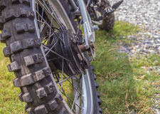 Wheels Motocross Royalty Free Stock Photos