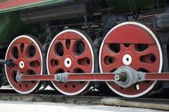 Free Wheels Of Train Stock Photos - 776403
