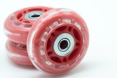 Wheels skates Stock Photos