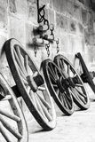 Wheels of Time Stock Image