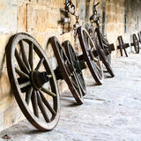 Wheels of Time Royalty Free Stock Images