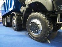 Wheels of truck Stock Image