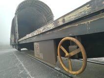 Wheels Wagon of train. Wheels Wagon of a  train Stock Photos