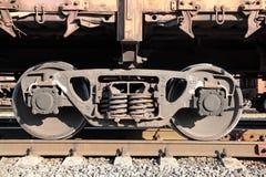 Wheelset (transport ferroviaire) Images libres de droits