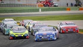 Whelen Nascar Euro Series Stock Image