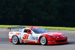 Whelen racing Stock Photography