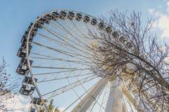 Whell Ronde Ferris Ла Стоковое Изображение RF