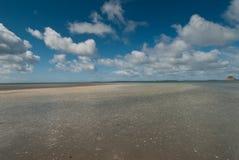 Whenderholm beach Royalty Free Stock Image