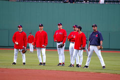 Where have they gone? Boston Red Sox Royalty Free Stock Image