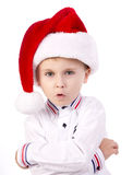 Where is Santa ? royalty free stock photography