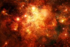 Where stars give birth