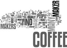 Where To Find A Coffee Maker Word Cloud. WHERE TO FIND A COFFEE MAKER TEXT WORD CLOUD CONCEPT Royalty Free Stock Images
