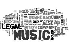 Where To Find Free Music Download Word Cloud. WHERE TO FIND FREE MUSIC DOWNLOAD TEXT WORD CLOUD CONCEPT Royalty Free Stock Photography