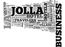 Where To Stay Word Cloud Stock Images