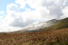 whernside Royaltyfri Bild