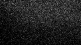 Whether background of snowfall Isolated on black. For alpha channel use luma matte mode. Seamless looped background of. Snow fall stock footage