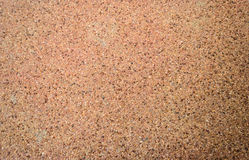 Whets stone background. Show red or brown color of sone,close up from floor Royalty Free Stock Images