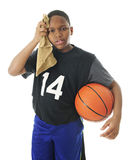 Whew!   What a Game! Royalty Free Stock Images
