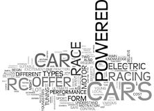 Which Rc Car Is Right For You Word Cloud Royalty Free Stock Photo