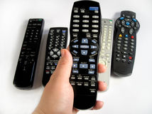 Which remote?. Too many options with remotes it seems stock photos