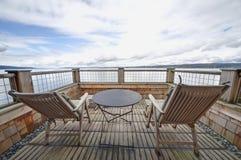 whidbey προκυμαιών νησιών μπαλκονιών wa Στοκ φωτογραφία με δικαίωμα ελεύθερης χρήσης