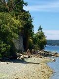 Whidbey Island, Washington stock photo