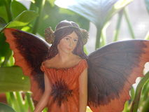 Whimsical Garden Fairy Royalty Free Stock Images
