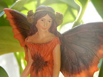 Whimsical Garden Fairy Royalty Free Stock Photo