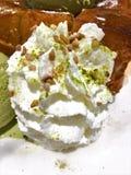 Whip Cream Whip Cream Whip Cream Whip Cream immagine stock