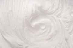 Whipped Cream Royalty Free Stock Photo