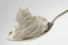 Whipped creme Royalty Free Stock Images