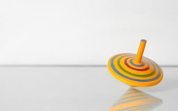 Whirligig in motion Royalty Free Stock Images