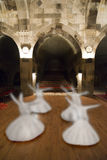 Whirling Dervish Concept, Middle East Sufi Culture Royalty Free Stock Photography