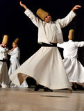 Whirling dervish Royalty Free Stock Photography