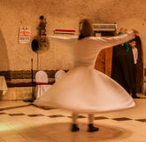 Whirling Dervish Turkey Stock Photos