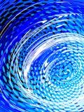 Whirlpool abstrato da água Imagens de Stock