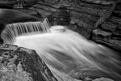 Whirlpool Falls Royalty Free Stock Images