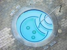 Whirlpool jacuzzi Stock Photo