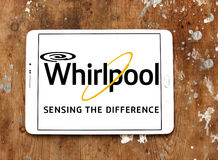 Whirlpool logo Stock Photography