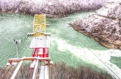 Whirlpool at Niagara Falls,Canada Royalty Free Stock Image