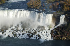 Whirlpool of the Niagara Falls in Ontario Royalty Free Stock Images