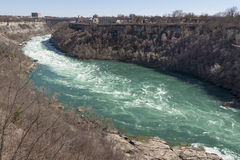 Whirlpool State Park on Niagara River Royalty Free Stock Photography
