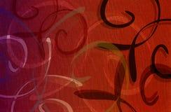 whis för textur för tygmodell röda Royaltyfri Fotografi