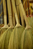 Whisk Brooms Stock Photo