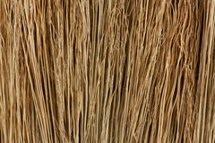 Broom close up Royalty Free Stock Images