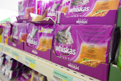 Whiskas cat's food Stock Image