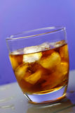 Whiskey image stock