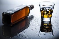 whiskey Imagem de Stock