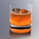 Whiskey royalty free stock photography