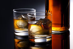 Whiskey Royalty Free Stock Images